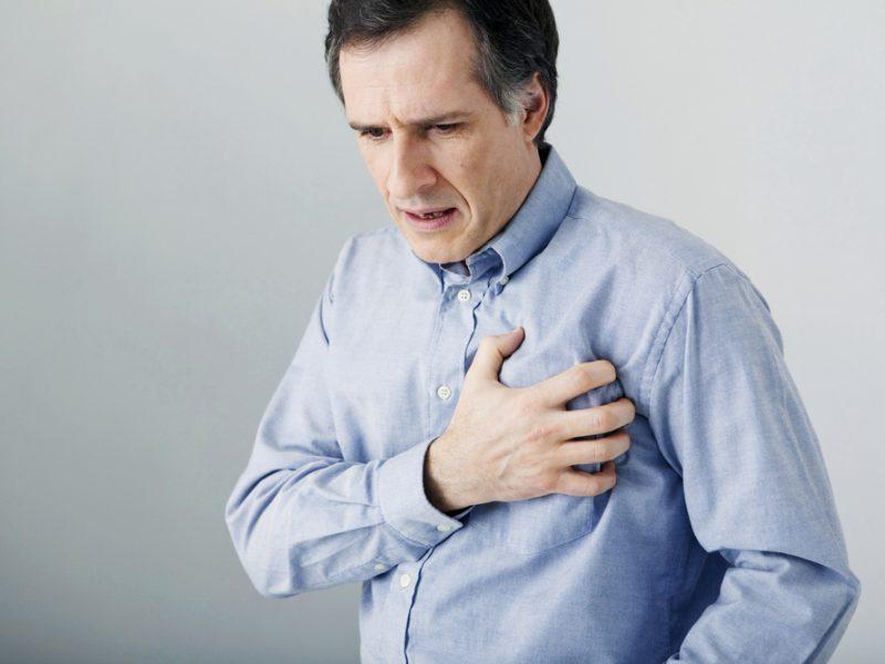 antioksidantai širdies sveikata