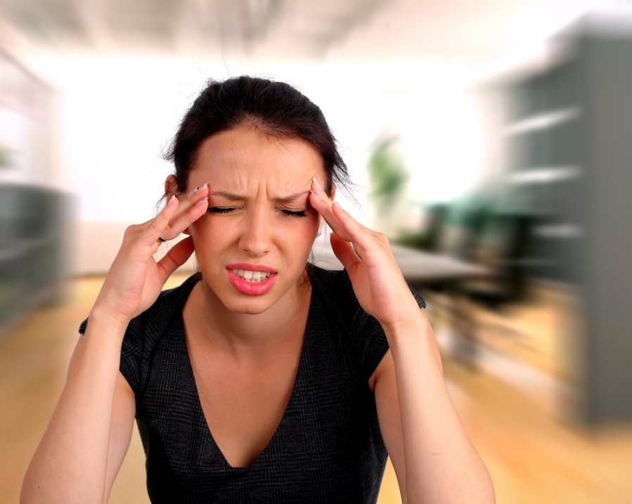 galvos galinės dalies hipertenzijos skausmas