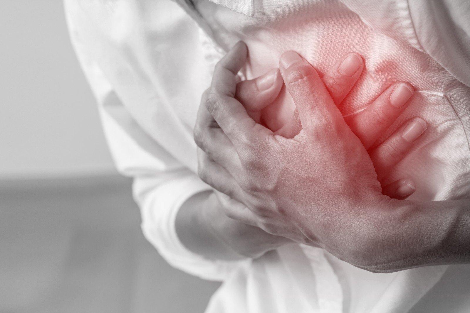 įsitikinimas, kad šeima gydo sveikatą širdies liga