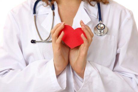 Skausmas širdies plote – ne visuomet širdies skausmas