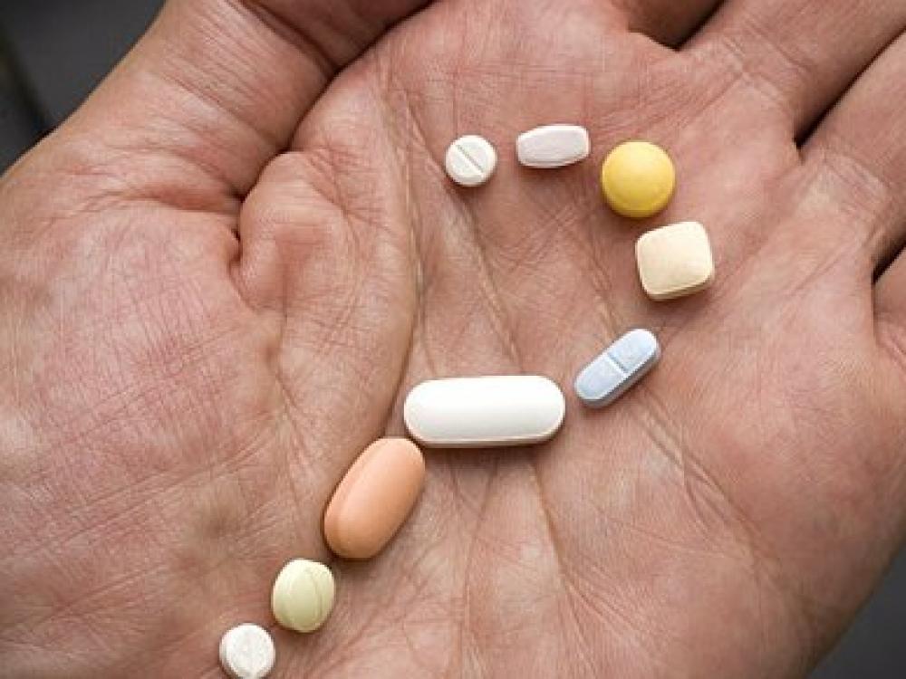 vaistai hipertenzijai gydyti