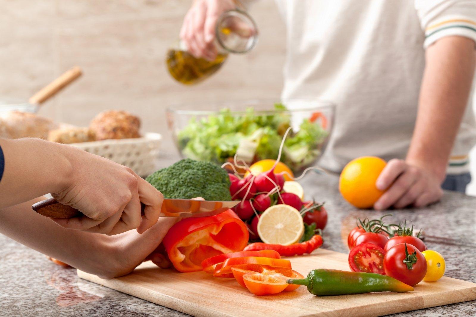 dieta širdies sveikatai pagerinti