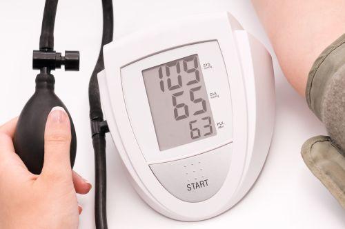 hipertenzija ir jos sukeltas slėgio šuolis