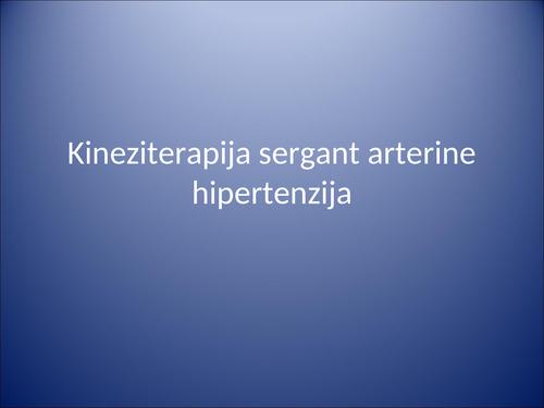 Ūminė hipertenzinė encefalopatija (I ) - Sveikas Žmogus