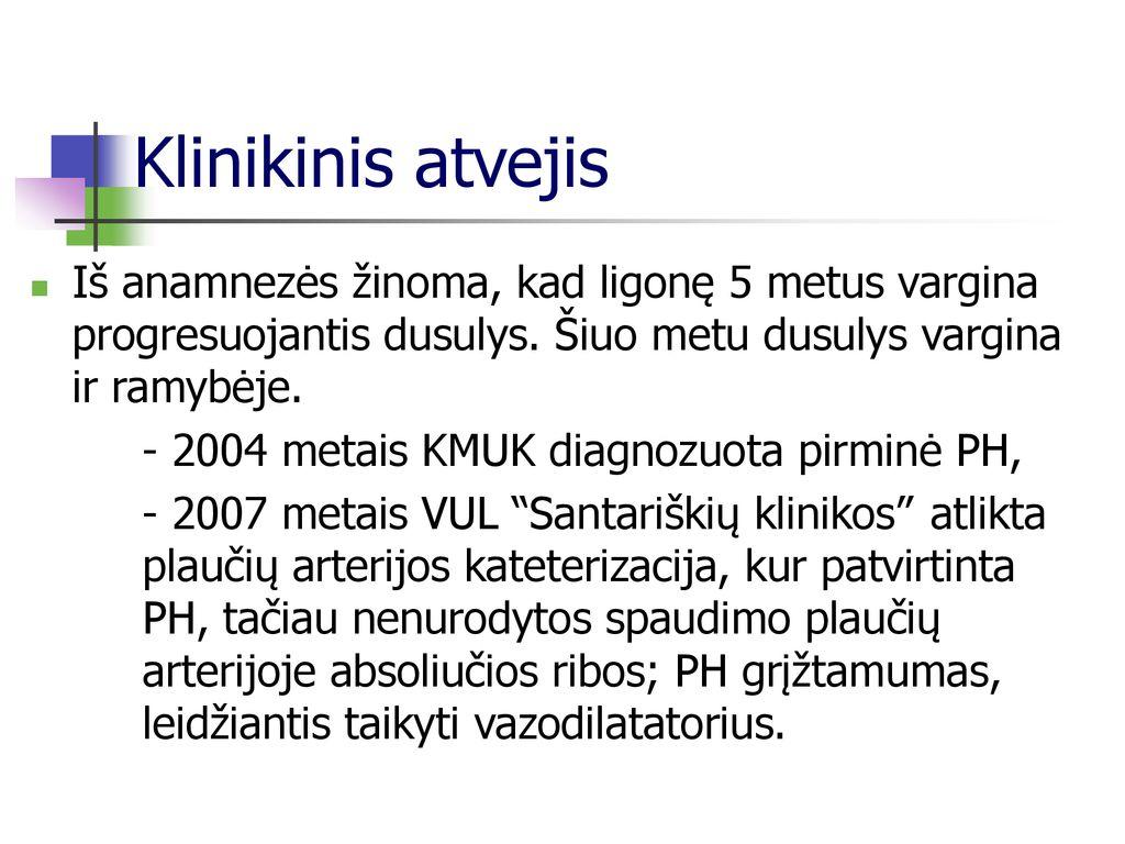 kokio slėgio metu diagnozuojama hipertenzija)