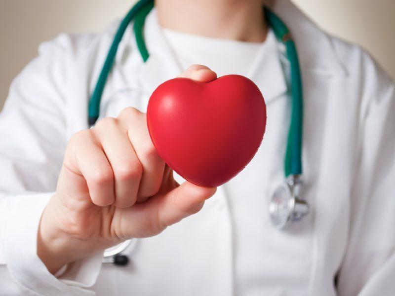 širdies sveikatos neveikimas