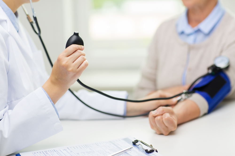 apie hipertenziją ir hipotenziją)