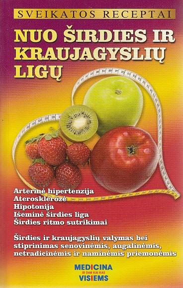 mitybos terapija knygoms apie hipertenziją