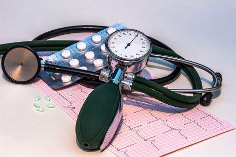 vaistas nuo hipertenzijos ir širdies bei kraujagyslių ligų