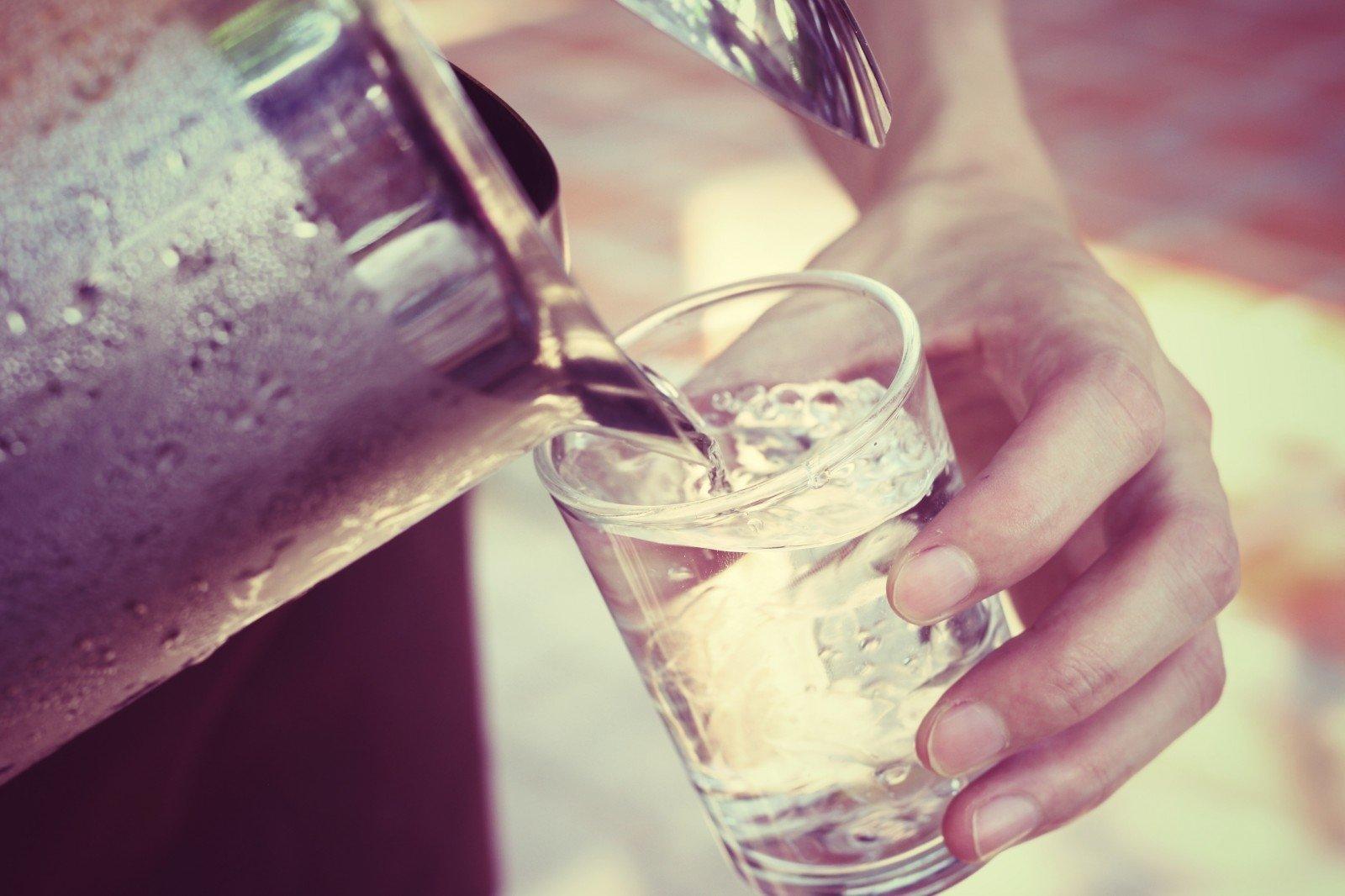 kaip gerti vandenį nuo hipertenzijos)