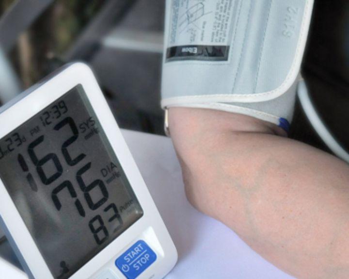 ką daryti sergant hipertenzija