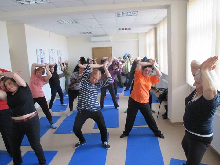 aerobiniai pratimai širdies sveikata)