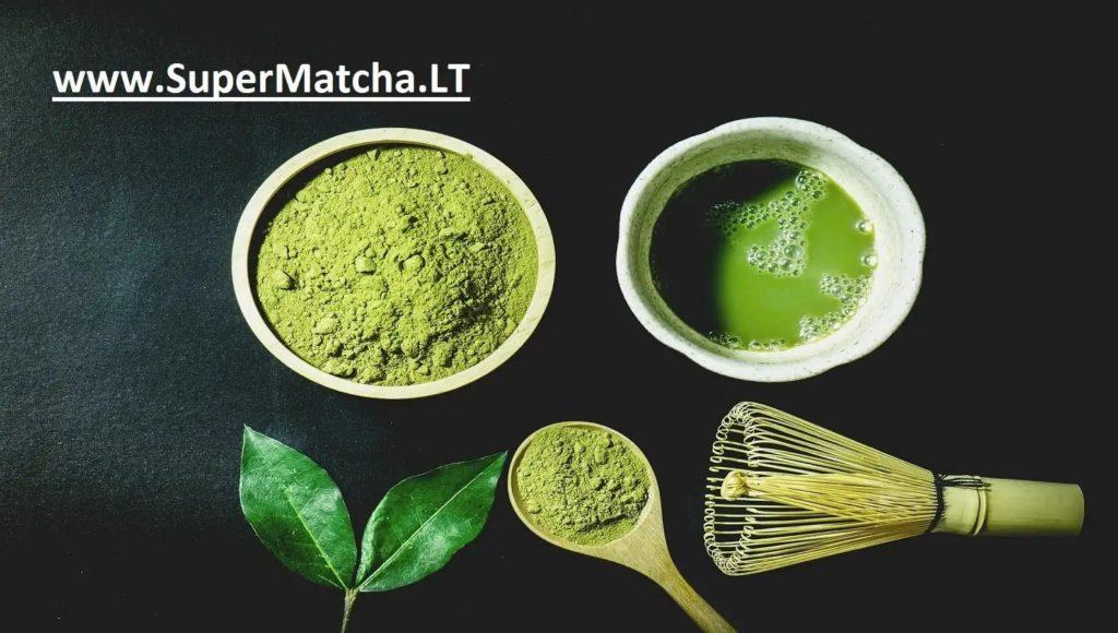 Žalioji arbata ir jos poveikis organizmui
