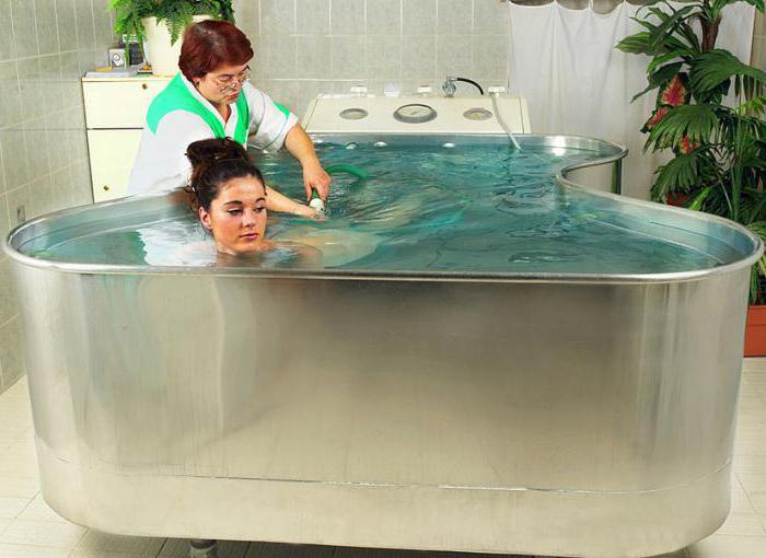 ar galima hipertenzijai naudoti radono vonias)