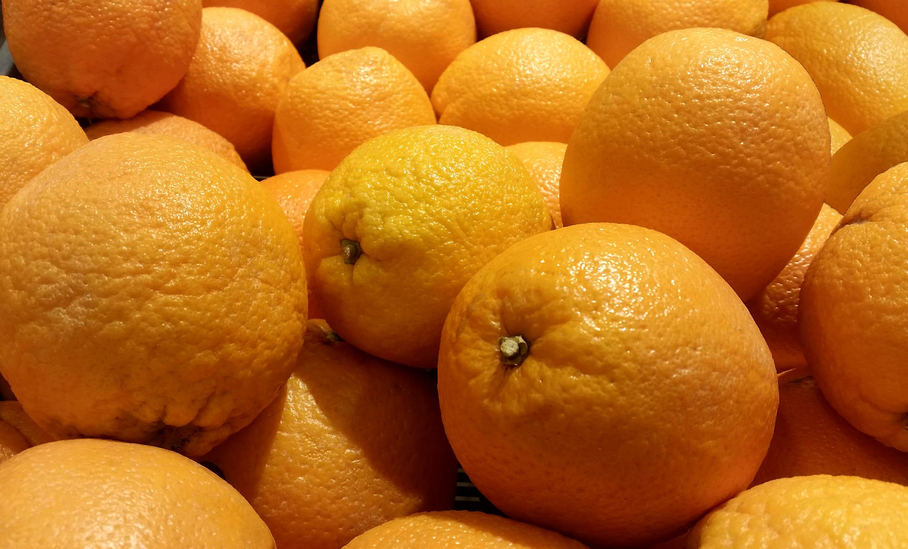 širdies sveikatos apelsinai