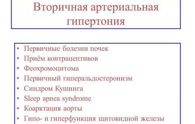hipertenzijos pobūdis)