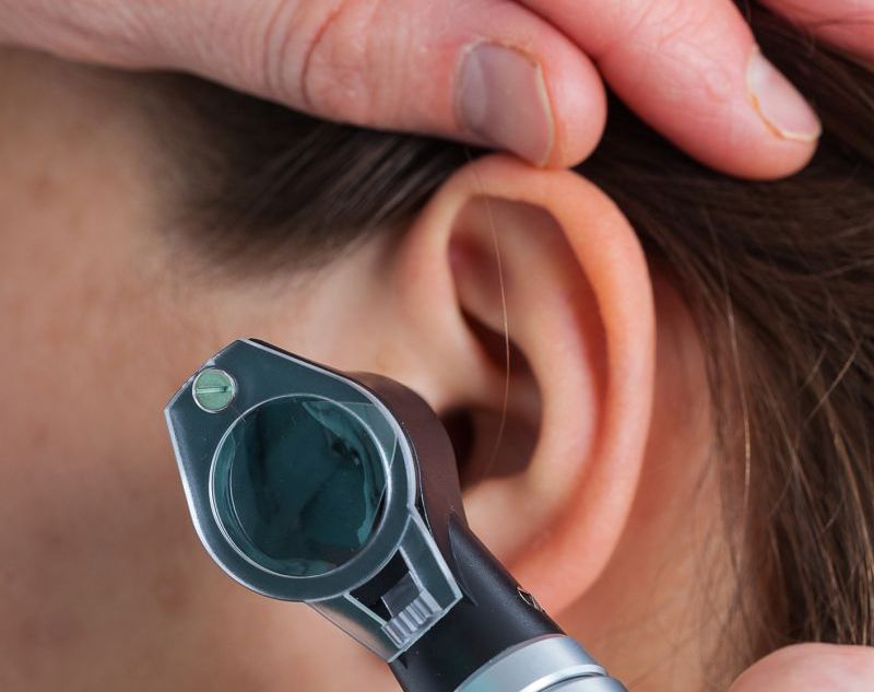 hipertenzija ir triukšmas ausyse ir galvoje