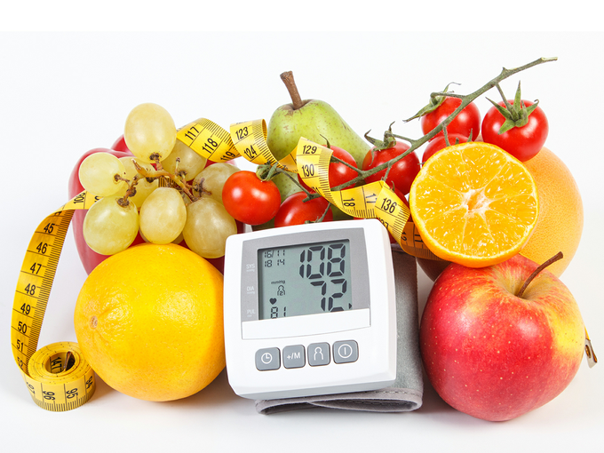 Tinkama mityba arterinėje hipertenzijoje