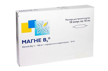 hipertenzija ir magne b6