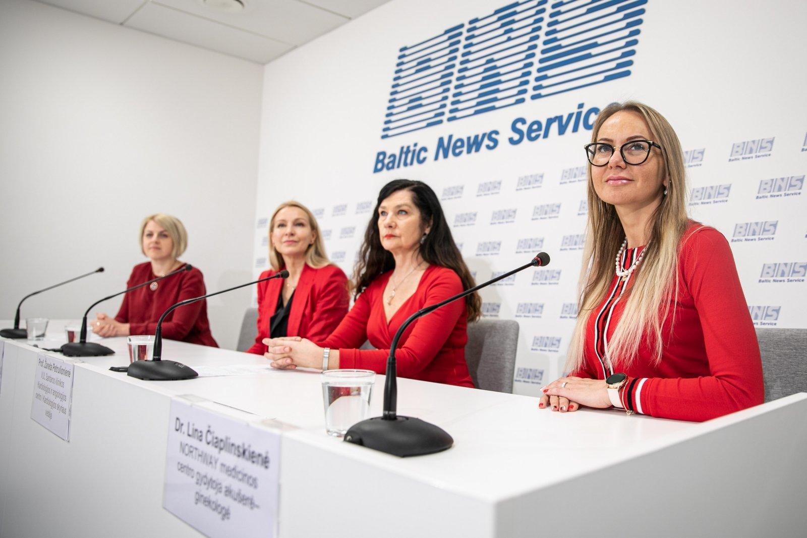 hipertenzija moterims, sulaukusioms 40 metų)