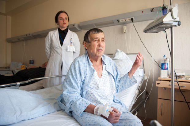 hipertenzija po 40 metų