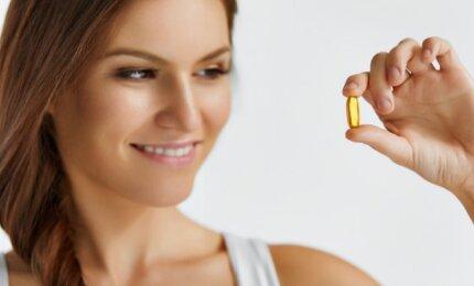 vitaminai ir hipertenzija)