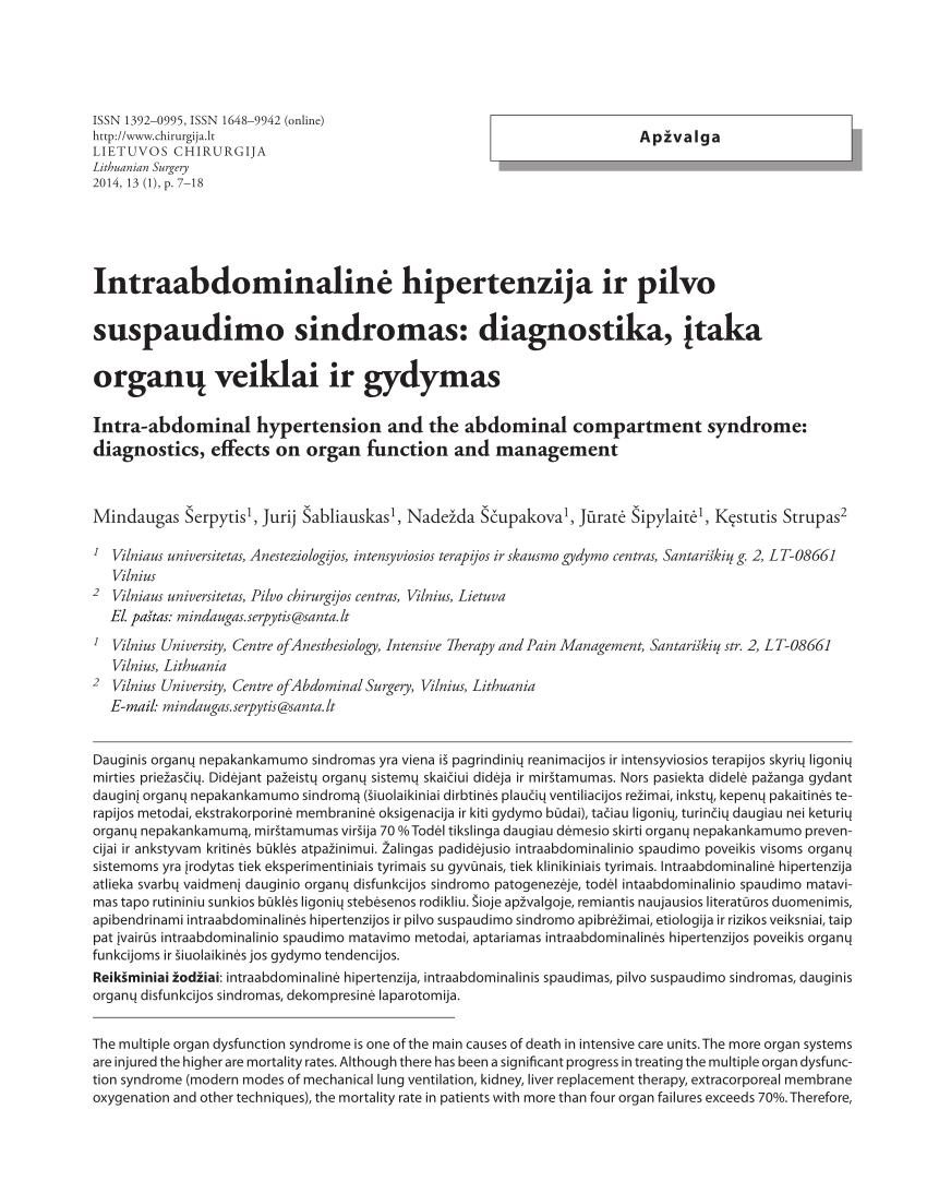 biomedžio hipertenzijos gydymas hipertenzijos analizių diagnostika