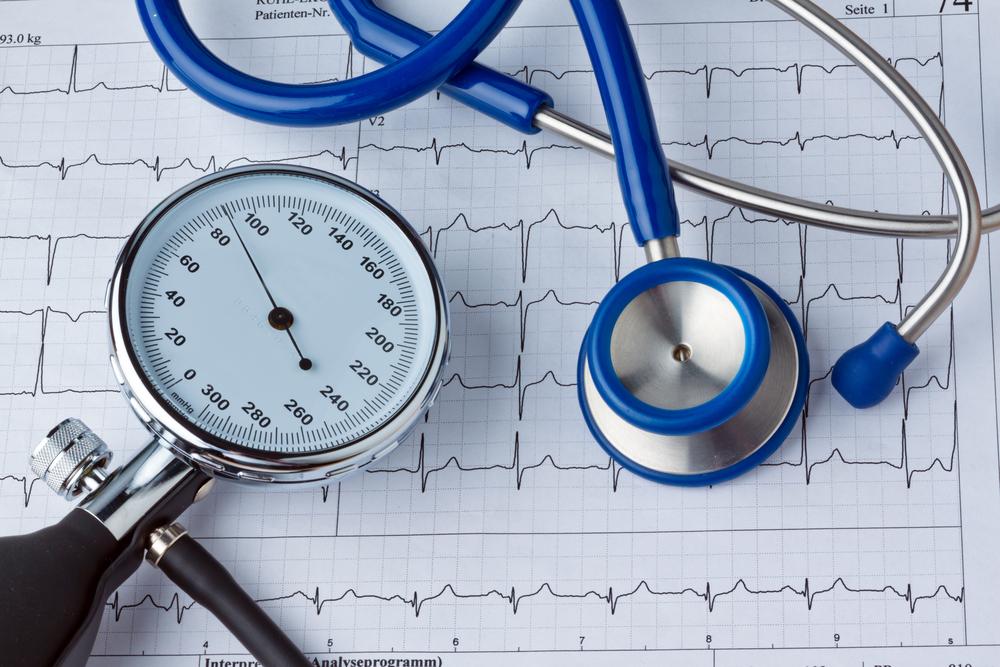 kiek laipsnių turi hipertenzija