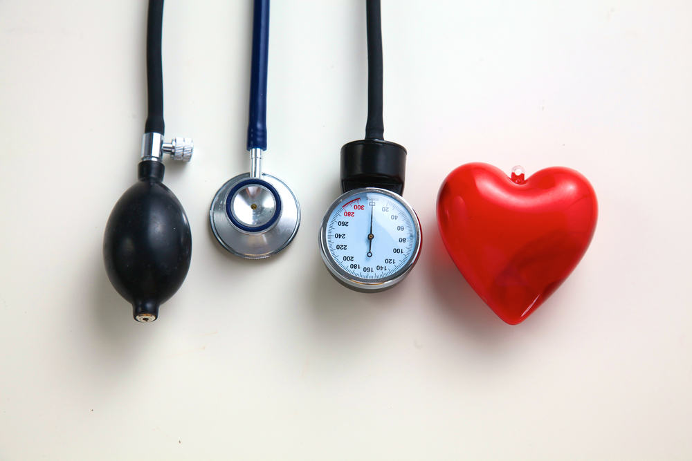 aukščio liga su hipertenzija