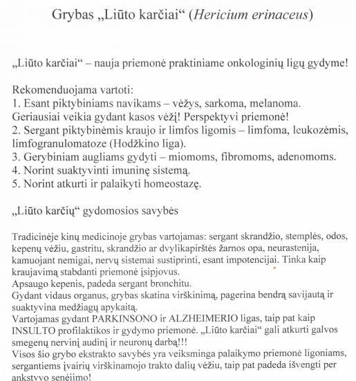 lofantas ir hipertenzija