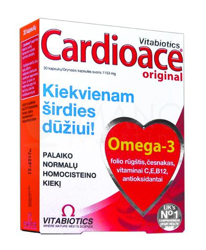 Kardiologas paaiškino, kodėl širdžiai būtini maisto papildai