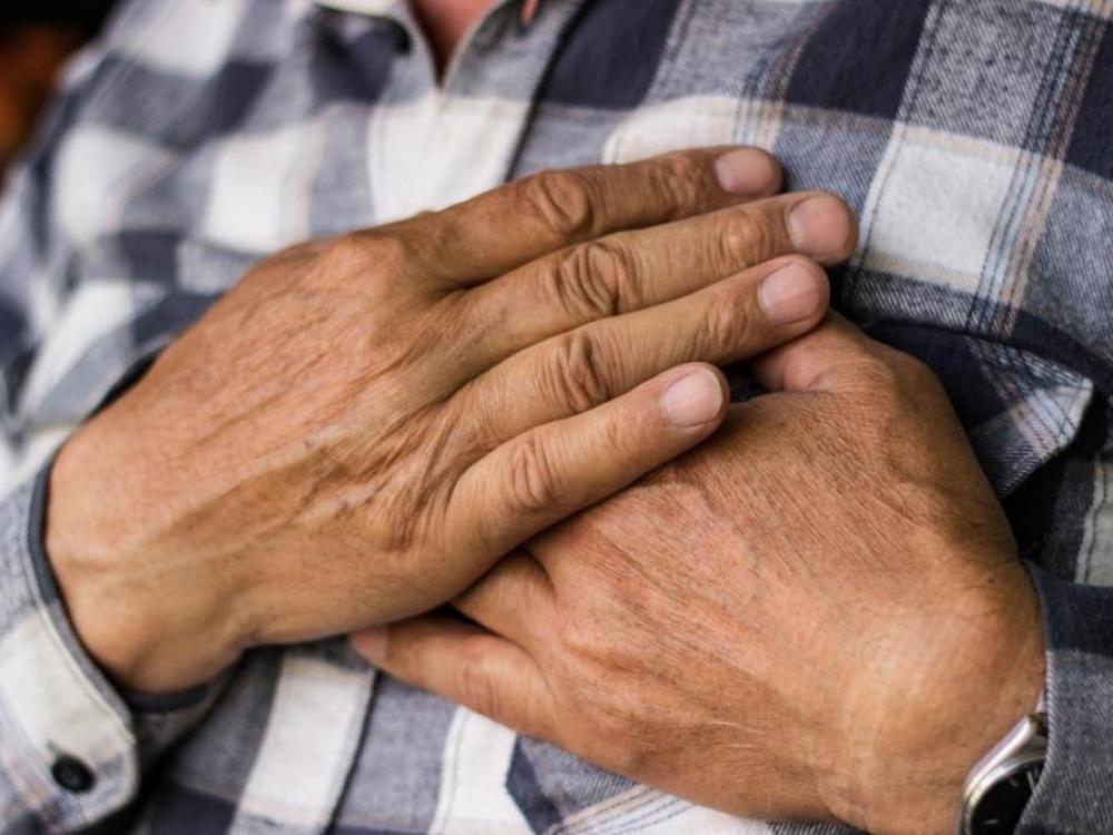hipertenzija skausmas širdis)