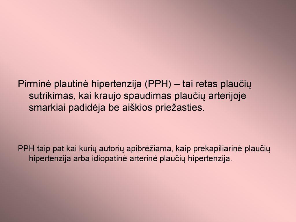 asd hipertenzijos gydymas