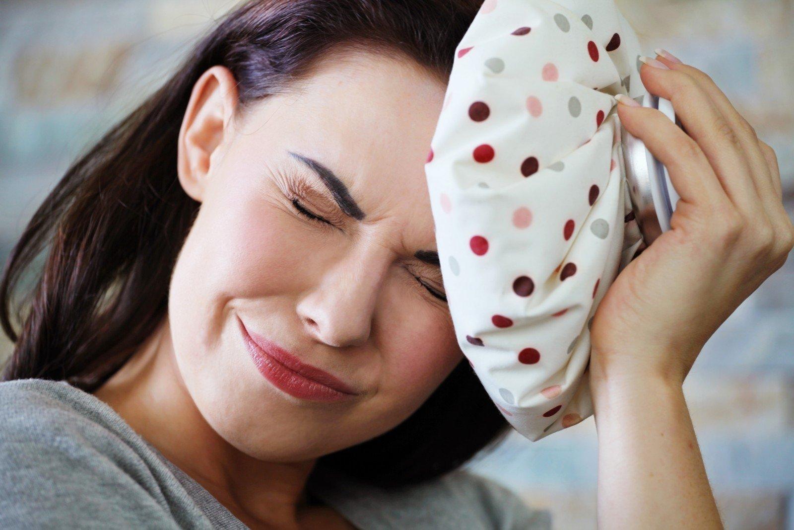 skausmo malšintojai galvos skausmams, sergantiems hipertenzija
