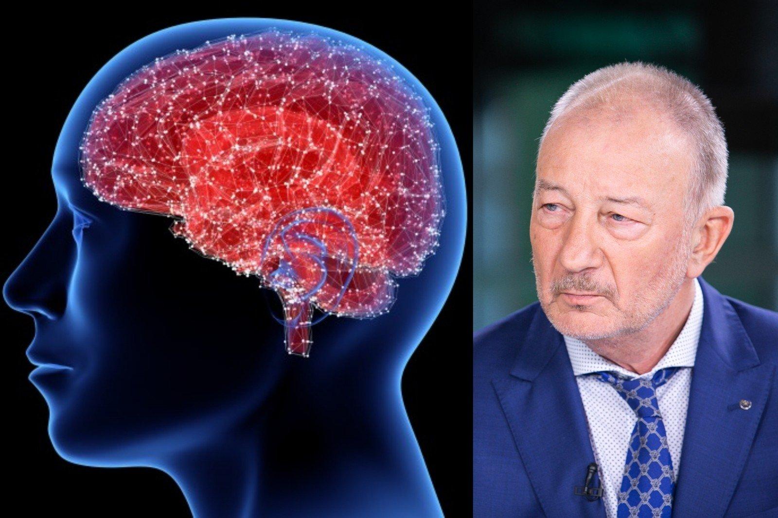 smegenys su hipertenzija)