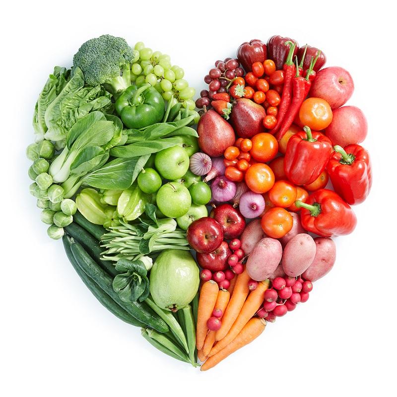sveikas maistas širdžiai)