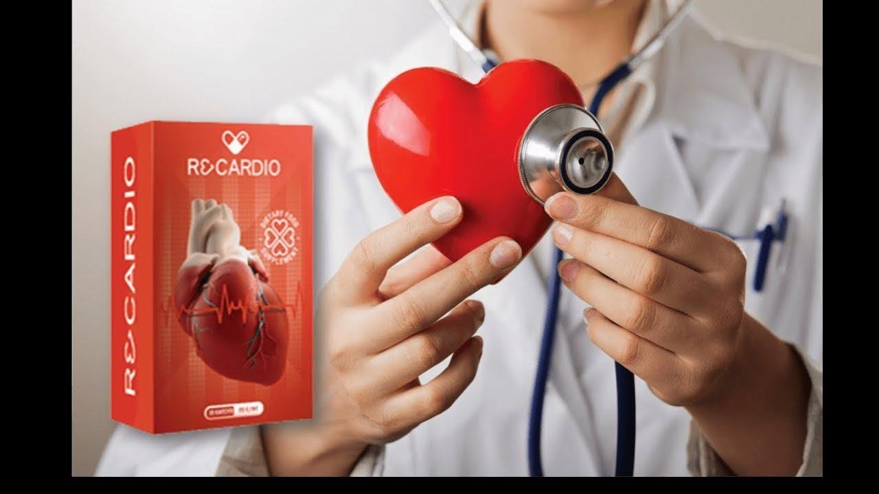 ReCardio – natūralus hipertenzijos gydymas – Products-EU (Lietuva)