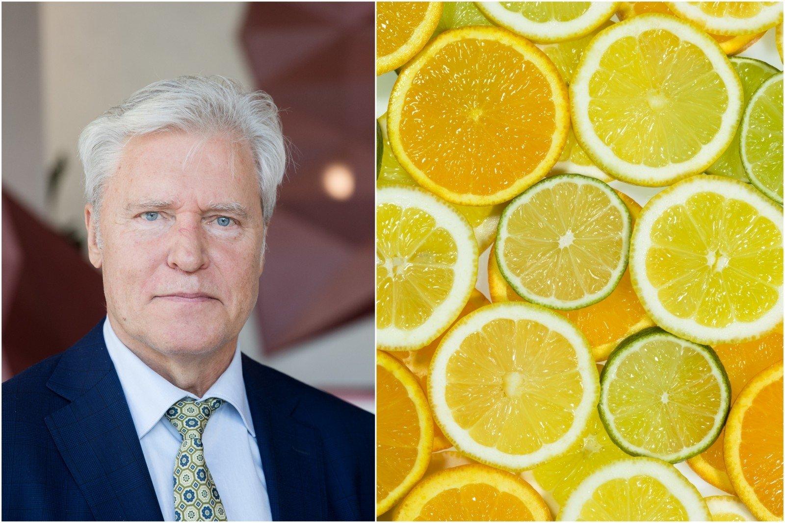 Specialistė paaiškino, kada vitaminai gali atnešti daugiau žalos nei naudos - LRT