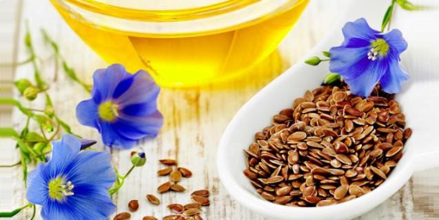 yra linų sėmenų aliejus naudingas širdies sveikatai