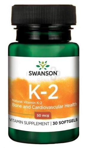 vitaminas k2 širdies sveikatai