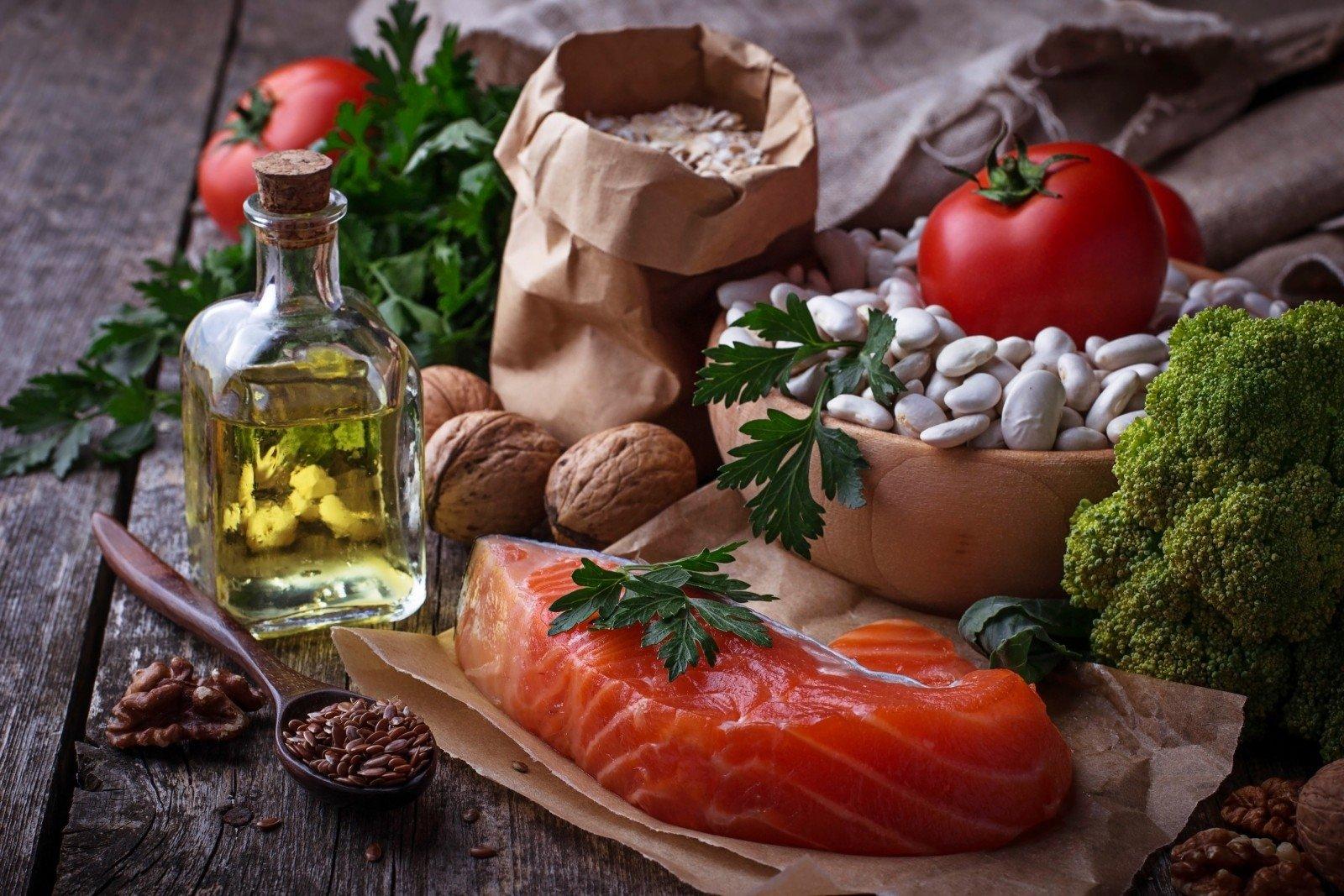 širdies sveikatos instituto dieta
