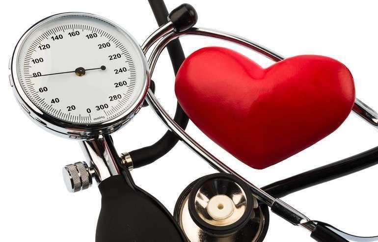 hipertenzija kiek slėgio)