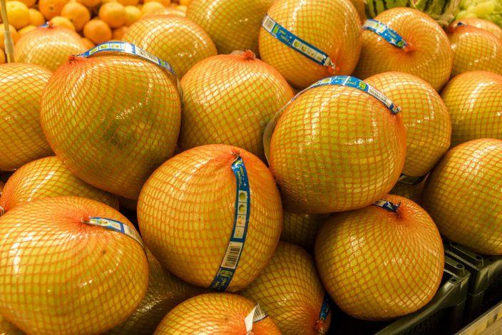 ar galima greipfrutų su hipertenzija