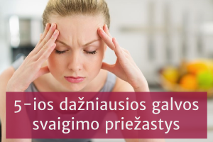 vaistas nuo galvos svaigimo nuo hipertenzijos)