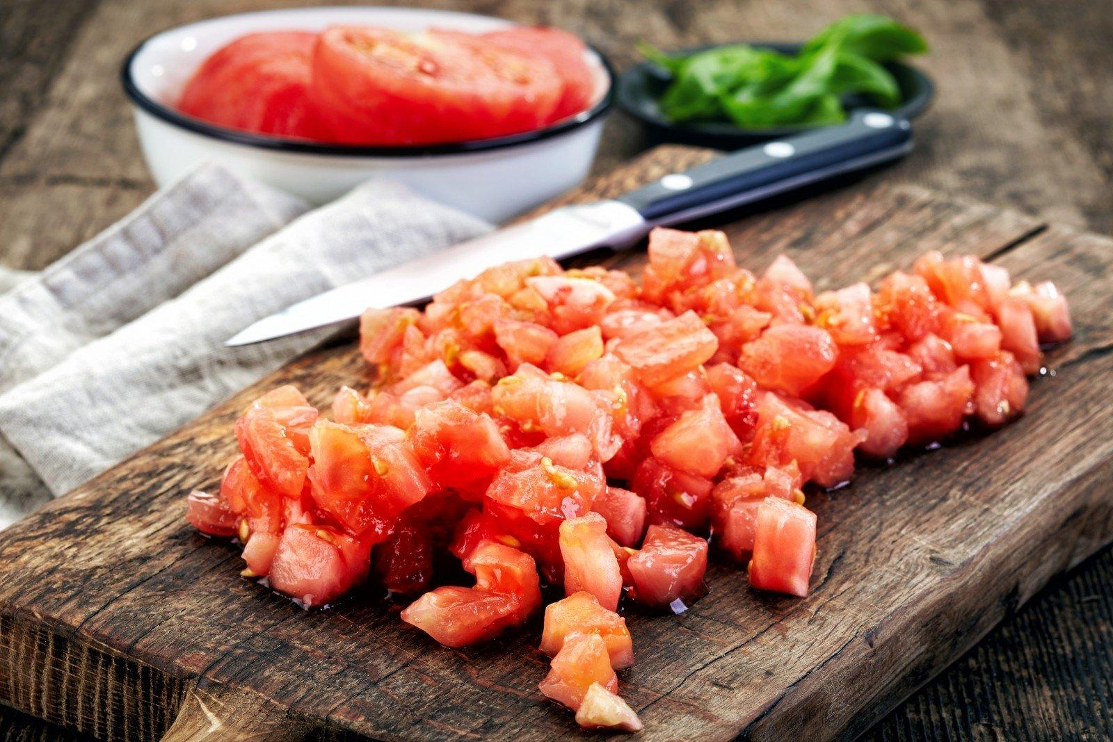 ar galima valgyti pomidorus su hipertenzija