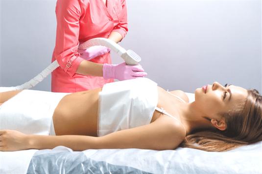 Vakuuminis masažas su Starvac Sp2 aparatu • Diaterapija