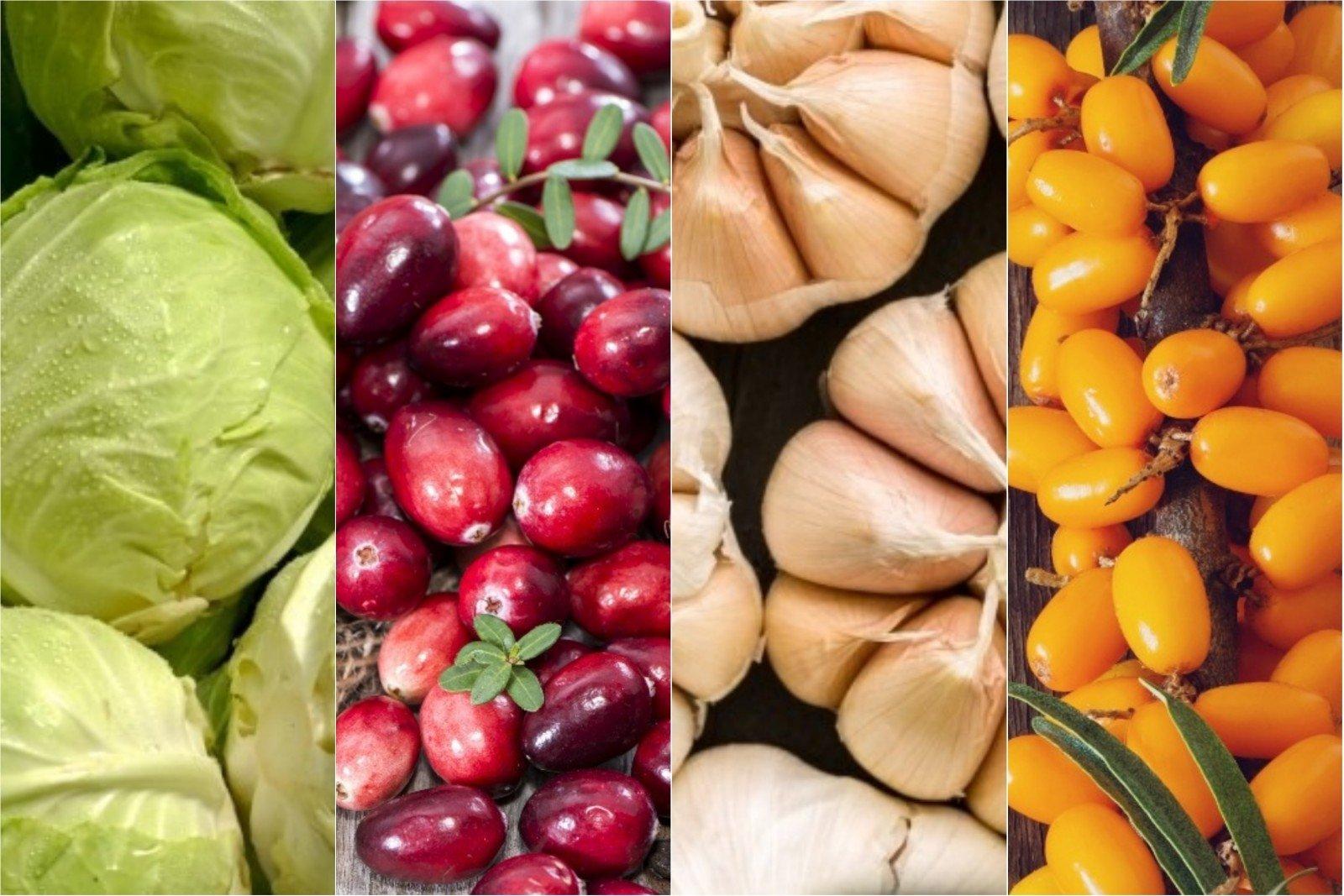 7 maisto produktai širdies sveikatai