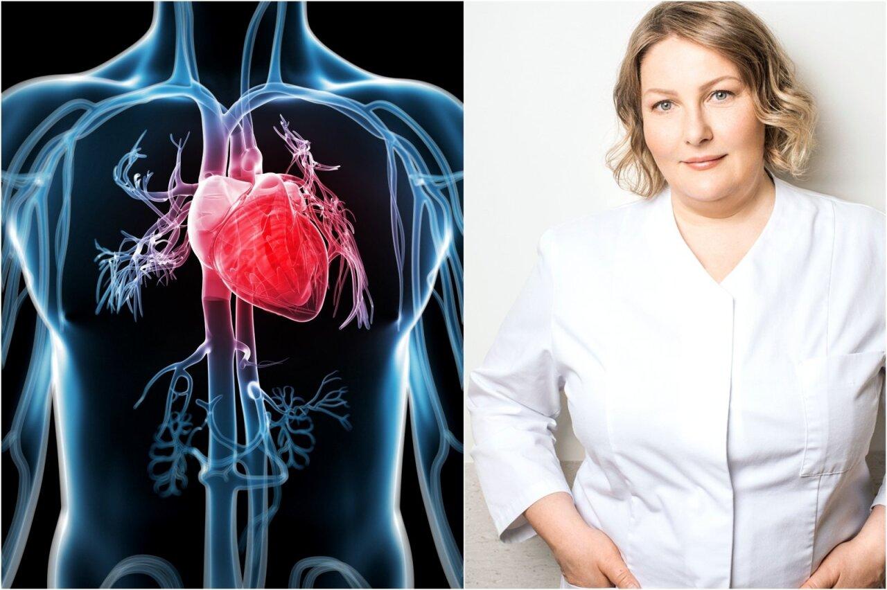Perskaitykite ir įsiminkite - 8 požymiai, kad streikuoja jūsų širdis