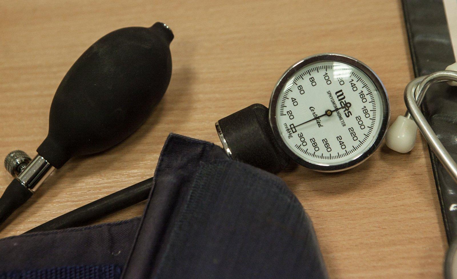 hipertenzijos gydymo laikotarpis hipertenzijos mobilizavimas