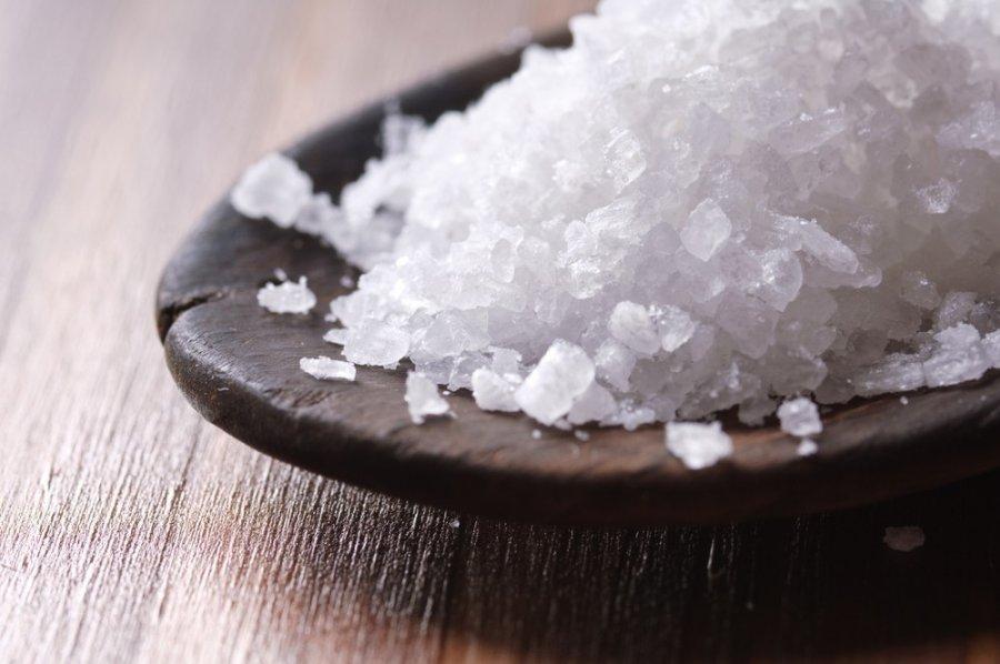 kiek druskos hipertenzijai gydyti